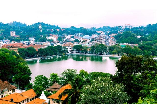 Kulturelle opleveler på Sri Lanka