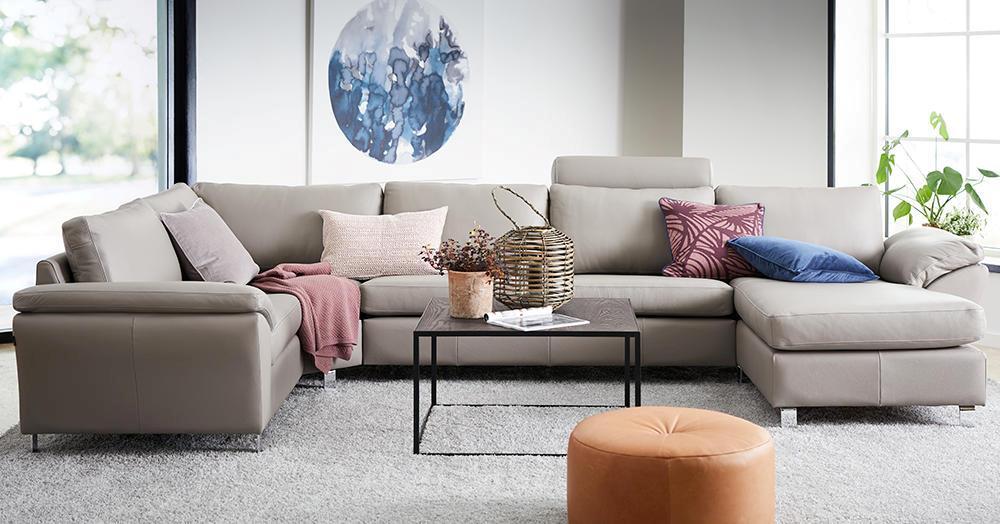 Sofa-guide: 5 vidt forskellige sofaer